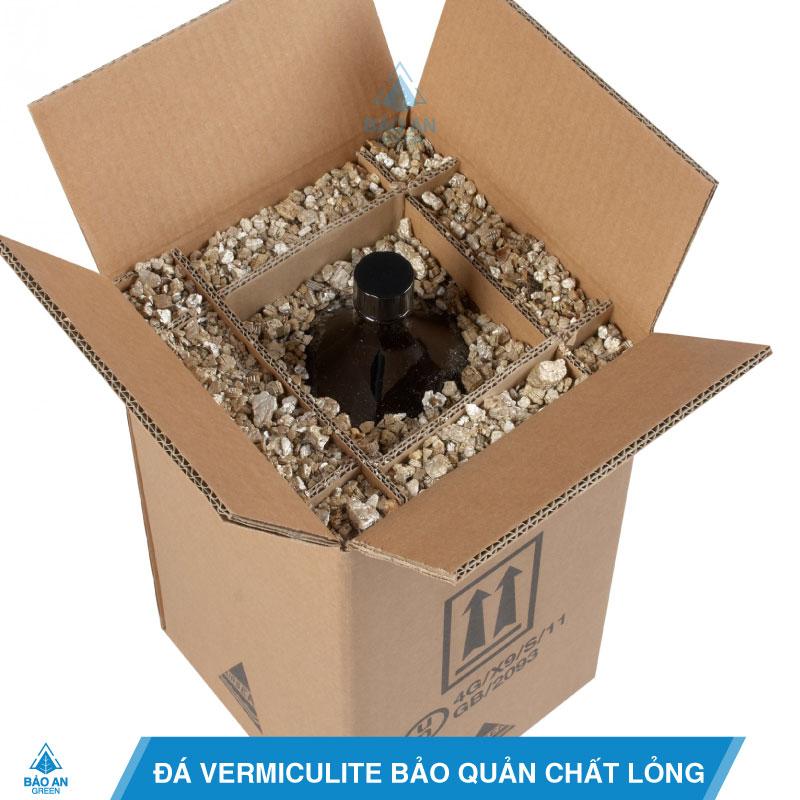 Đá Vermiculite vật liệu bảo quản vận chuyển chất lỏng hiệu quả