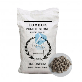 Đá bọt Pumice Indonesia 1-2cm