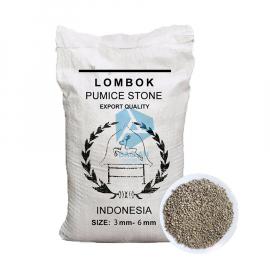 Đá bọt Pumice Indonesia 1-3mm
