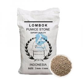 Đá bọt Pumice Indonesia 3-6mm