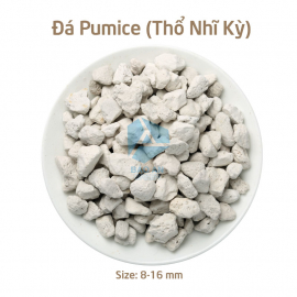 Đá bọt Pumice Turkey 8-16mm