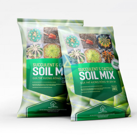 Giá thể Soil Mix trộn sẵn