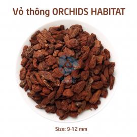 Vỏ thông Habitat 9-12mm
